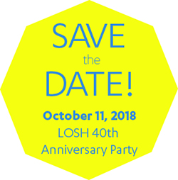 LOSH save the date